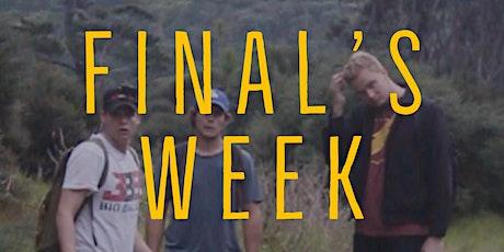 Juandisemo Pictures Presents: Final's Week (THE PREMIERE) tickets