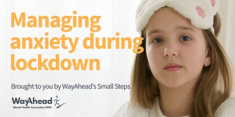 Small Steps During Lockdown - WayAhead Workplaces special event tickets