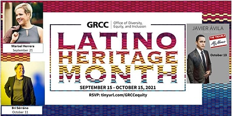 Latino Heritage Month @ GRCC tickets