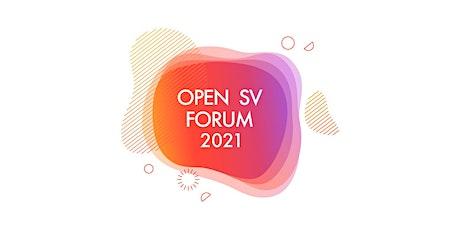 OPEN SV Annual Forum 2021 tickets