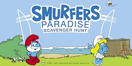Smurfers Paradise Scavenger Hunt tickets