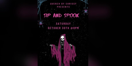 Quench by Chrissy Presents: Sip & Spook tickets