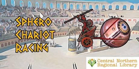 Sphero Chariot Racing - Ages 8+ tickets