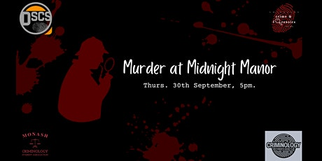 Murder Mystery Evening: Monash x Swinburne x LaTrobe x Deakin tickets