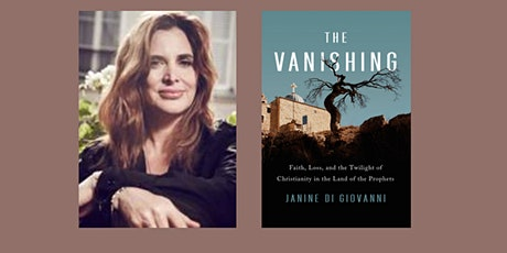 "Journalist Janine di Giovanni, ""The Vanishing"" with Dr. Mark Markuly biglietti"