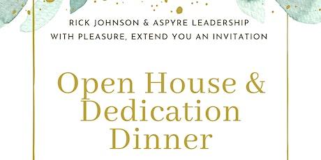 North Grand Opening Open House & Dedication Dinner Invitation tickets