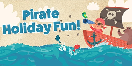 Pirate Ship Challenges - Maryborough Library - 8 Yrs + - BOOKINGS ESSENTIAL tickets