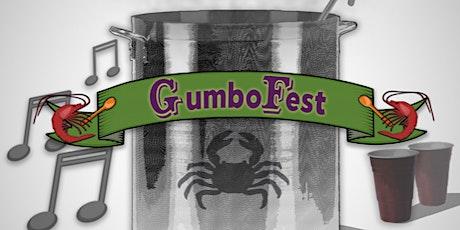 Gumbofest tickets