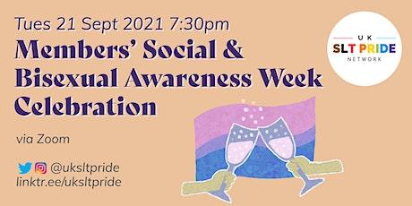 UK SLT Pride Network Social (September 2021) tickets