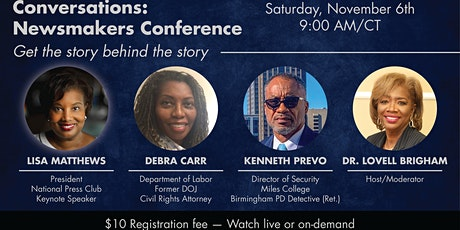 Conversations: Newsmakers Conference tickets