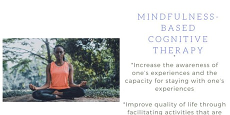 Mindfulness-Based Cognitive Therapy tickets