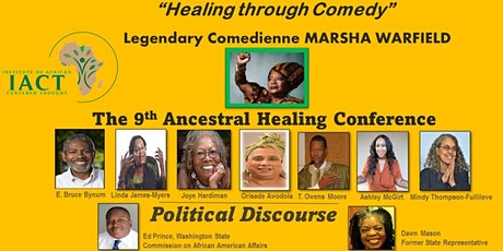 The 9th Ancestral Healing Conference tickets