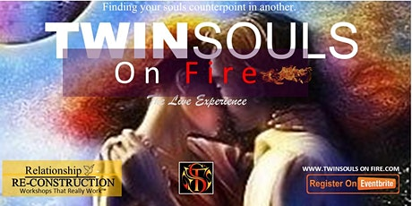 Twin Souls on Fire LIVE in Person WORLD TOUR tickets