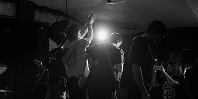The Spare Tyres Debut Album Launch, with Radial Delay + The Lampreys
