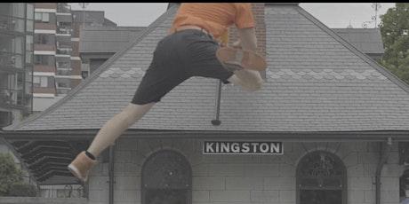 BECOMING WACKY CHAD feature film showcase - Stunt & Street Performer origin tickets