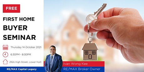 October First Home Buyers Seminar tickets