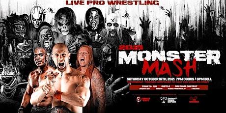 Dark Arts Entertainment Presents/ 2021 Monster Mash tickets
