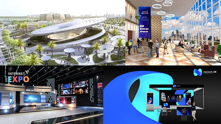 Internet Expo 2021 -  The Largest Cyber Expo Ever in Asia-Pacific image