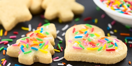 MRCC School Holiday Program - Cookie Decorating(12-16 years) tickets