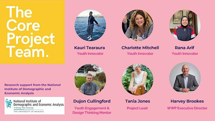 The Waikato Rangatahi Opportunity - Virtual Project Kick Off image