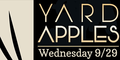 Yard Apples: An Evening of Comedy & Variety at the Yard tickets