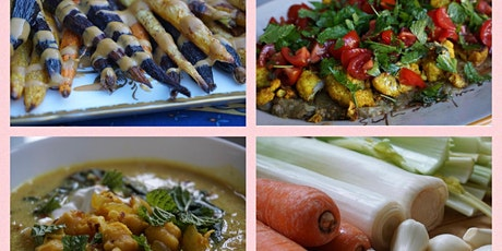 Fun Fall Veggie Bites.... A Plant-Based Cooking Class with Jodi Bornstein! tickets