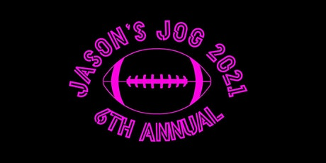 Jason's Jog 2021 tickets
