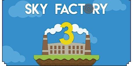 MRCC School Holiday - Minecraft Skyfactory 12+ (Online) tickets