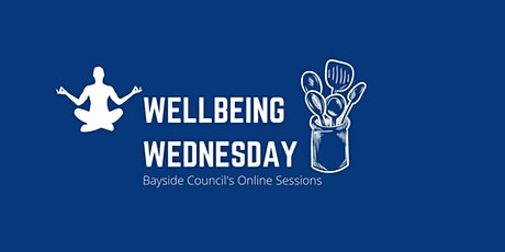Lunch and Learn:  Wellbeing Wednesday - Fitter and Stronger tickets