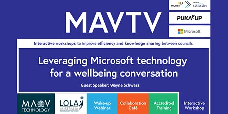 Leveraging Microsoft Technology for a Wellbeing Conversation tickets