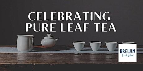 BrewIN Tea Festival (Online) tickets