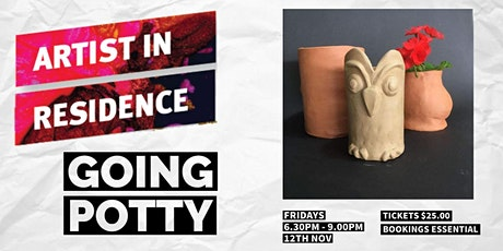 Going Potty | Artist  in Residence|Glandore tickets