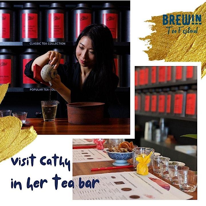 BrewIN Live TeaVee featuring Australian tea professionals! image