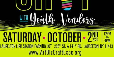 2021 Art Biz Craft Expo - Young Creative Entrepreneurs tickets