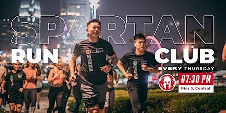 Spartan Run Club - Weekly Run Club Rain or Shine tickets