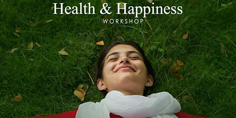 Free Health & Happiness Workshop tickets