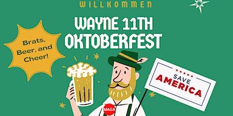 Wayne 11th Oktoberfest tickets