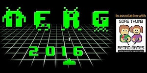 NERG 2016 - North East Retro Gaming 2nd & 3rd July