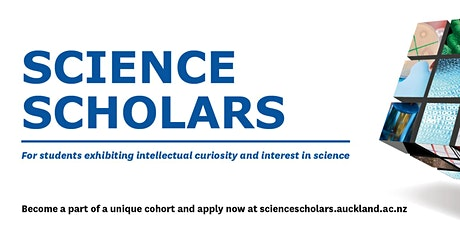 Joining the Science Scholars Programme tickets