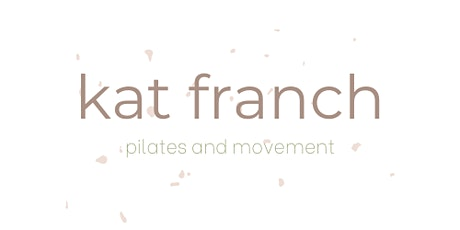 Monday Afternoon Pilates Class Online tickets