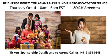 Asians and Asian Indians Living In America tickets
