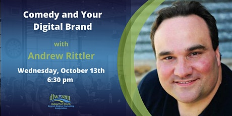 Comedy and Your Digital Brand tickets