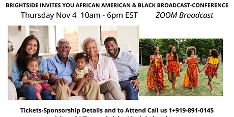 African American and Black Broadcast Conference tickets
