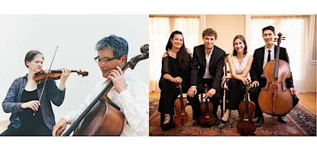 Chamber Music Society of San Francisco and Left Coast Chamber Ensemble tickets