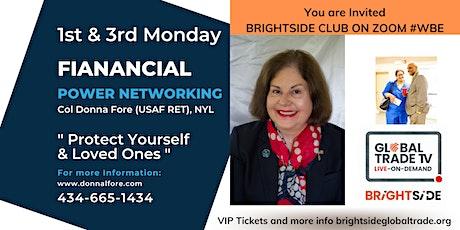 Brightside Networking Club On ZOOM tickets