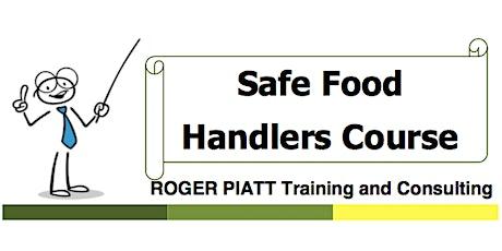 ZOOM Sask. Safe Food Handling Course - October 23, 2021 9 - 5 Sk Time tickets