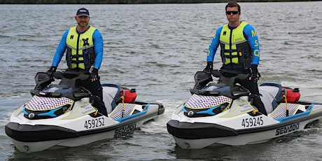 MSQ, Water Police and SeaDoo White Ribbon Charity Ride tickets