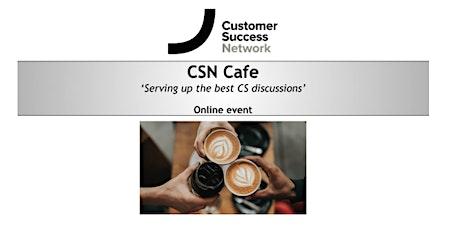 CSN Cafe ANZ tickets