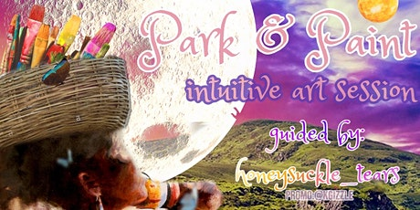 Park and Paint (intuitive art) tickets