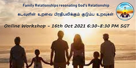 FAMILY RELATIONSHIPS RESONATING GOD'S RELATIONSHIP tickets